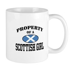 Property of a Scottish Girl Mug