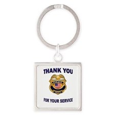 Thank You Keychains