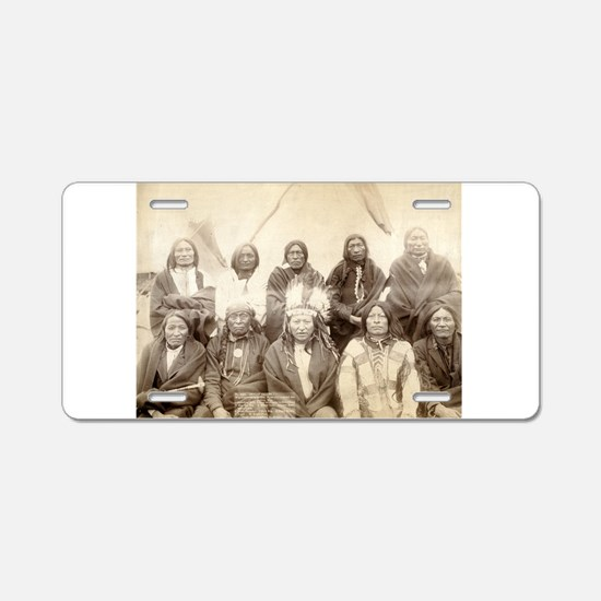 Indian chiefs who counciled with Gen Miles 2 - Joh