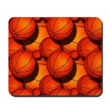 Basketball mousepad Classic Mousepad
