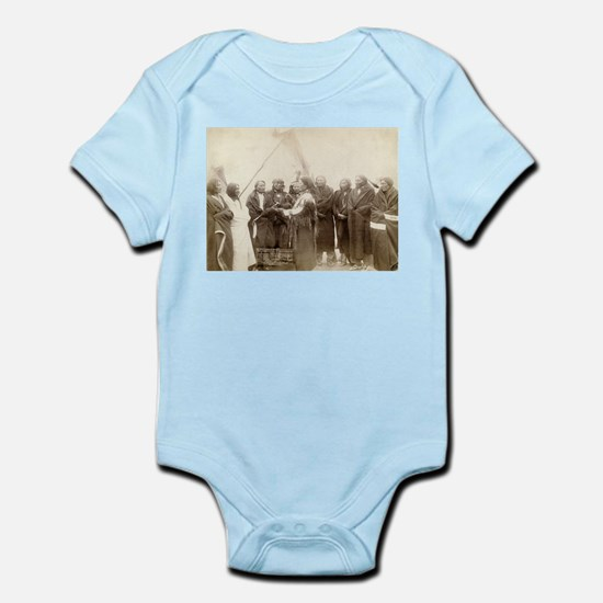 Lakota Chiefs - John Grabill - 1880 Baby Light Bod