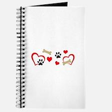 DOG THEME HORIZONTAL Journal