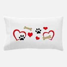 DOG THEME HORIZONTAL Pillow Case