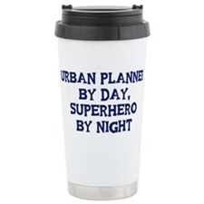 Unique Urban planner Travel Mug
