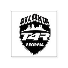 Atlanta 4Runners Shield Logo Sticker