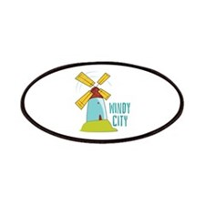 Windmill Windy City Patches