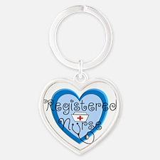 Unique Nicu nurses Heart Keychain
