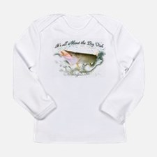 Tiger muskie, Saltypro Series Long Sleeve T-Shirt