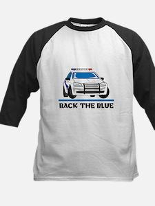 BACK THE BLUE Baseball Jersey