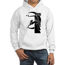 Art Deco Diana the Huntress and Jumper Hoody