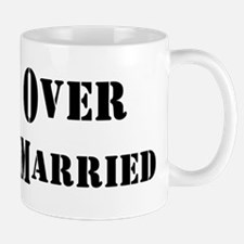 Game Over Getting Married Mug