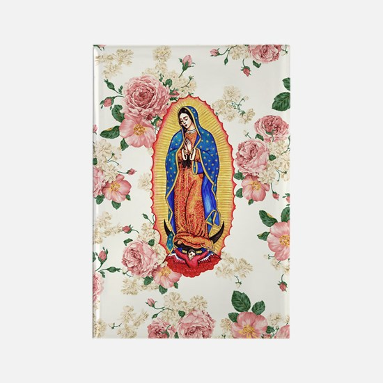 Virgin of Guadalupe Magnets