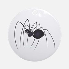 DADDY LONG LEGS SPIDER Ornament (Round)