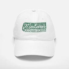 Vintage Merlotte's Bar & Grill Baseball Baseball Cap