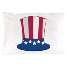 Uncle Sam Hat Pillow Case