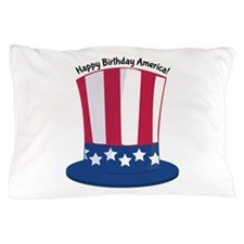 Happy Birthday America! Pillow Case