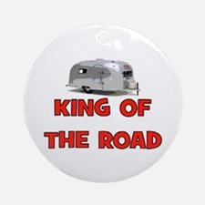KING OF THE ROAD Ornament (Round)