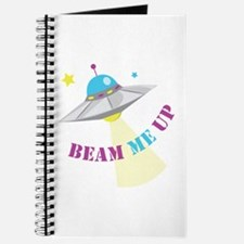 Beam Me Up Journal