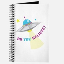 Do You Believe? Journal
