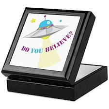 Do You Believe? Keepsake Box