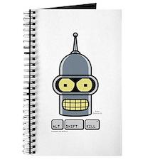 Futurama Smile Journal