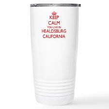 Keep calm you live in H Travel Mug