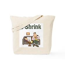 I Shrink Tote Bag