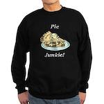 Pie Junkie Sweatshirt (dark)
