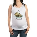 Pie Junkie Maternity Tank Top