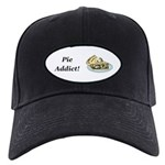 Pie Addict Black Cap