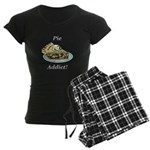 Pie Addict Women's Dark Pajamas