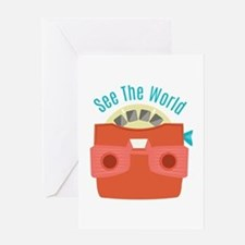 See The World Greeting Cards