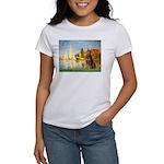 Regatta / Red Doberman Women's T-Shirt