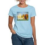 Regatta / Red Doberman Women's Light T-Shirt