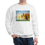 Regatta / Red Doberman Sweatshirt