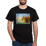Regatta / Red Doberman Dark T-Shirt