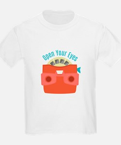 Open Your Eyes T-Shirt