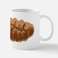 8 Bit Pixel Poop Mugs