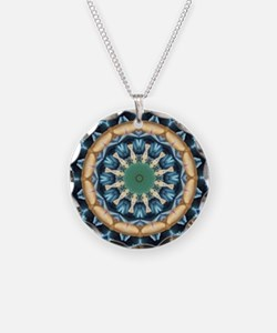 Sacred Circle of Love, Peace Necklace