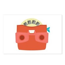 View Master Postcards (Package of 8)