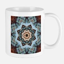 Loving Waves of Energy Blue Mugs