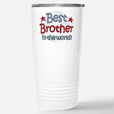 Best Brother Globe Travel Mug