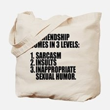 Friendship Skills Tote Bag