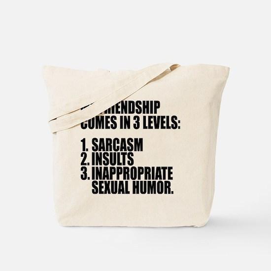 Friendship Skills Tote Bag