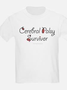 Cerebral Palsy Survivor T-Shirt