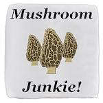 Mushroom Junkie Cube Ottoman