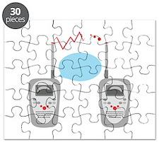 Walkie Talkies Puzzle