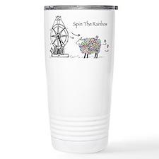 Funny Fiber Travel Mug