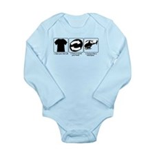 Unique Pablo Long Sleeve Infant Bodysuit