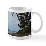 Maui Beach Palms Mugs
